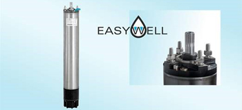 NEW SUBMERSIBLE MOTORS EASYWELL